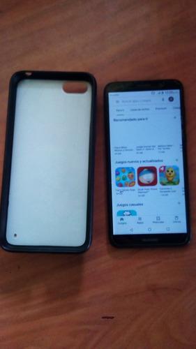 Huawei y5 2018 perfecto estado teléfono celular