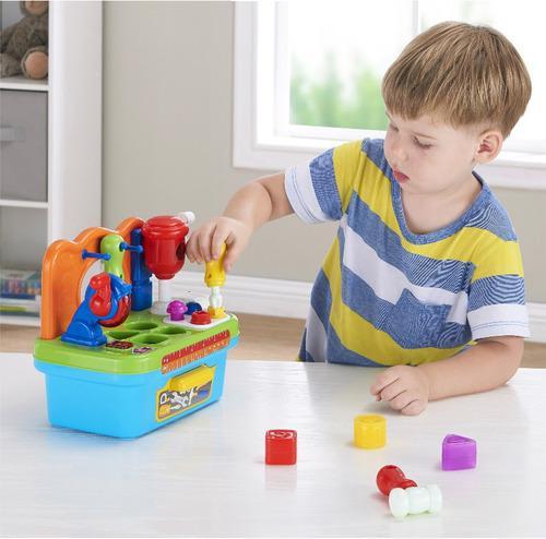 Juego didactico para niños set de construccion