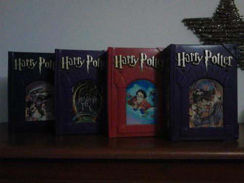 Juegos de mesa en forma de libro de harry potter
