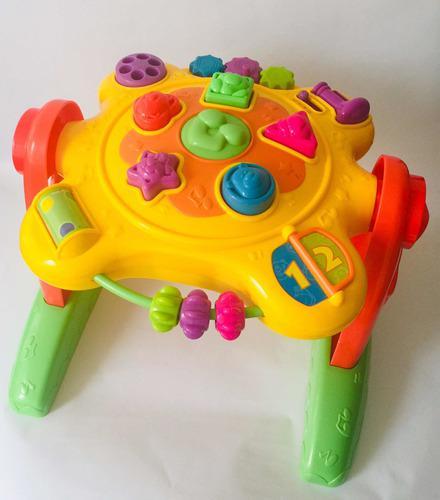 Juguete interactivo y didáctico para bebés y niños