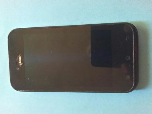 Lg e739. vendo pantalla, tactil y carcaza. usada.