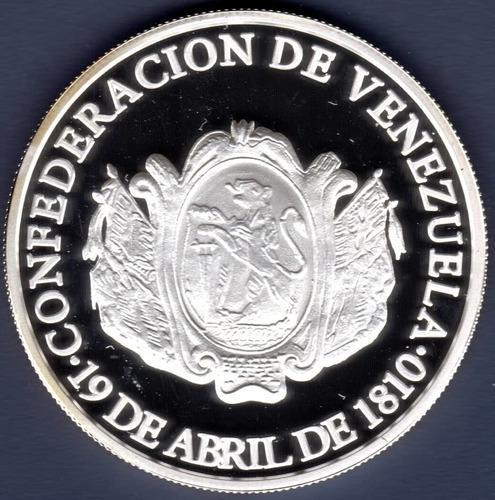 Moneda 200 Bolívares Bicentenario Del 19 De Abril 1810