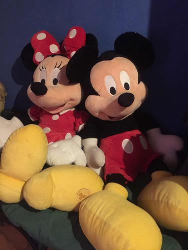 Peluches gigantes disney mickey mouse originales