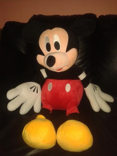 Peluches grande mickey & minie (70-80 cms)