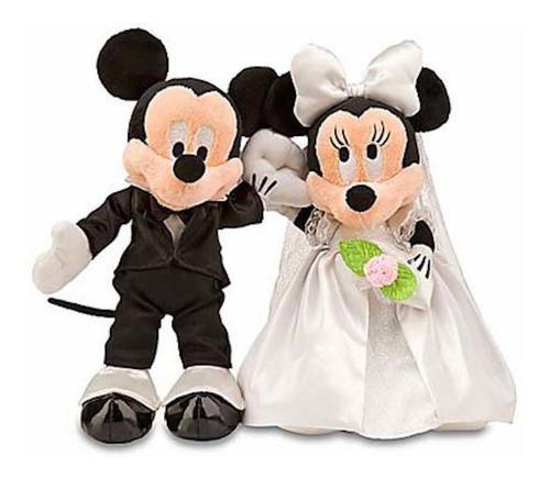 Peluches mickey y minnie boda ref. 815796
