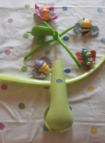 Remato movil para bebés marca chicco original (usado) 10vds