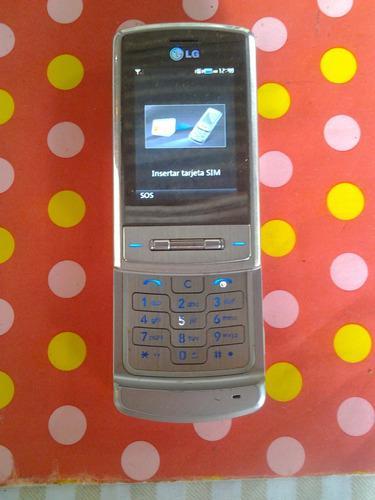 Telefono lg ke970 cargador cable usb