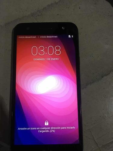 Teléfono android lg modelo xpower2