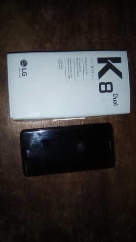 Teléfono lg k8