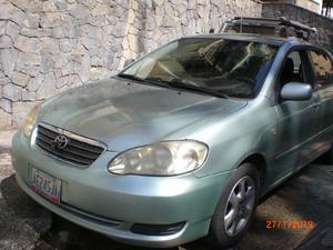 Toyota corolla 2007, automática