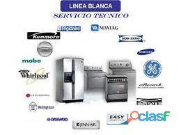SERVICIO DE LINEA BLANCA