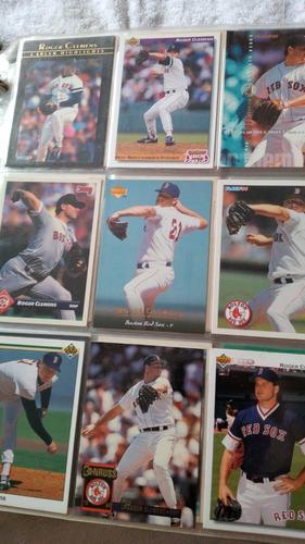 3 álbumes de barajitas (+1.500) béisbol grandes ligas