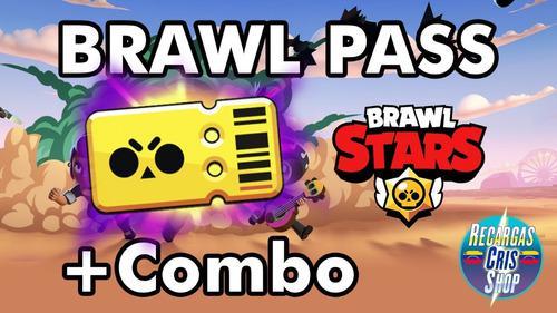 Brawl pass de brawl stars al mejor precio!
