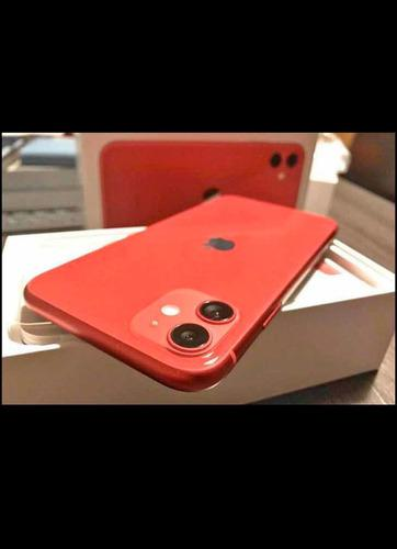 Celular iphone 11 de 64gb con su caja y accesorios
