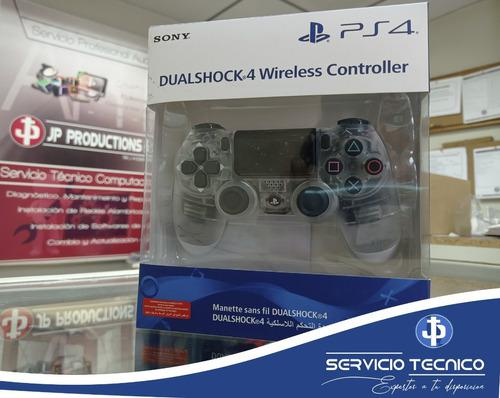 Control de ps4 dualshock wireless