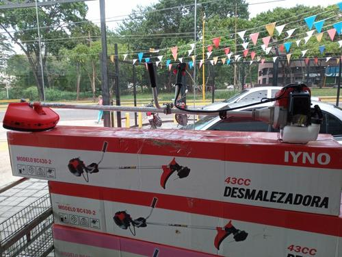 Desmalezadora bc430 43 cc empire keeway
