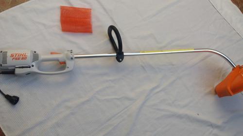 Desmalezadora electrica sthil cortadora de grama