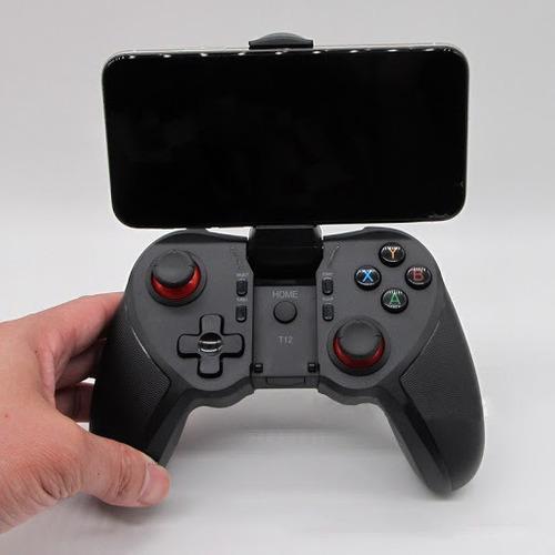 Gamepad control inalámbrico terios t-12 bluetooth