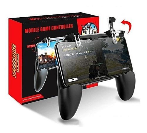 Gamepad control juegos android gatillos shooter cod pubg