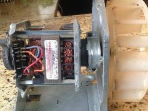 Motor general electric secadora