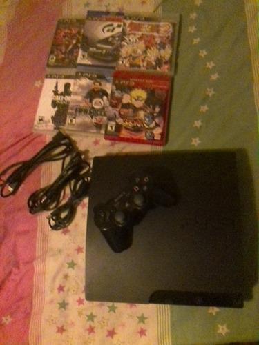 Playstation 3 negro