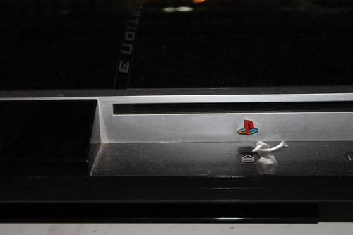 Playstation 3 usado fat 80 gb para reparar o repuesto