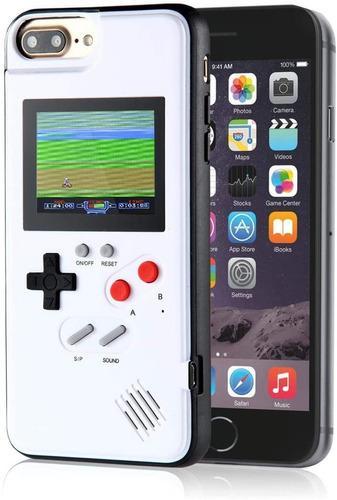 Protector gameboy, con 36 juegos para iphone