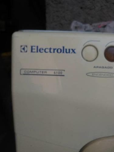 Secadora electrolux 6100