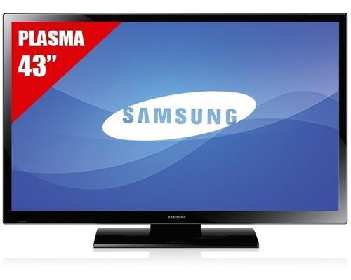 Televisor plasma 43 samsung pl43f4000af usado conservado