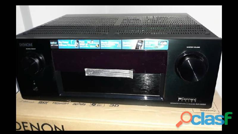 Receptor AV Integrado 7.2 canales HD 3 salidas hdmi