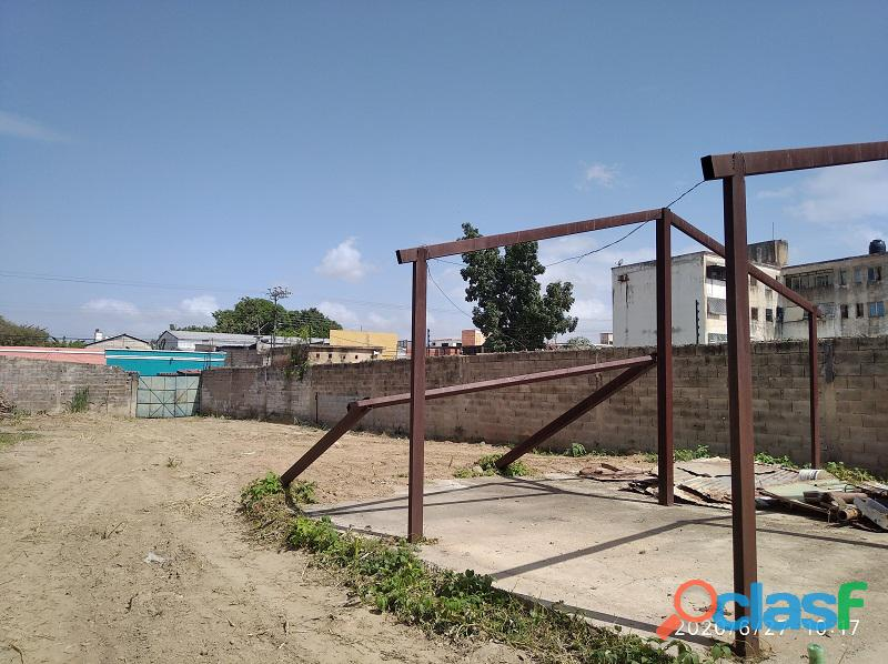 Terreno en Venta en pleno centro de Guacara, Carabobo, 20 50007, ENMETROS2, asb