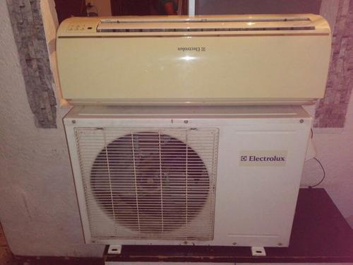 Aire acondicionado electrolux split 12000 btu