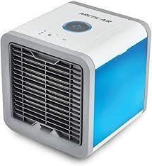 Aire acondicionado portatil air cooler de 18cm