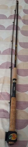 Caña de pescar shimano solara spinning de 6. 6 pies