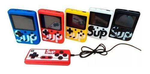 Game box consola nintendo sup 400 juegos control