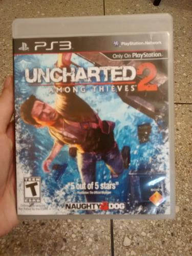 Juego uncharted 2 amond thieves