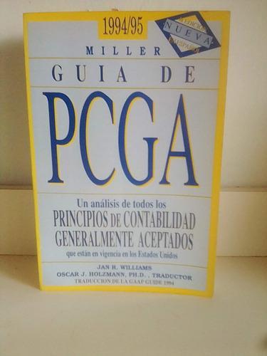 Miller guía de pcga 1994-1995 para coleccionistas