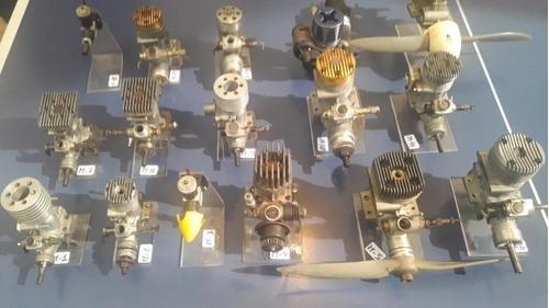 Motores y aviones aeromodelismo modelos varios