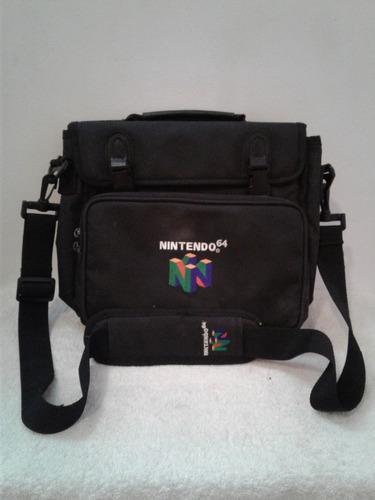 Nintendo 64 vintage estuche case para consola