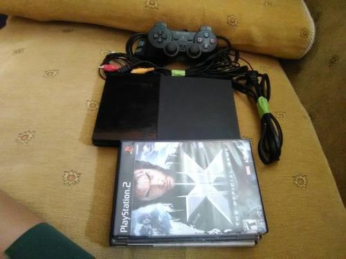 Play station ps2 sony usado