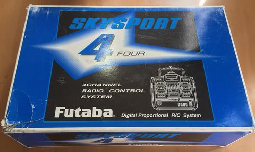 Radio control futaba skysport 4 (4vf-fm72)