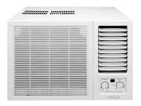 Aire acondicionado de ventana premium 12 mil btu 220v nuevo