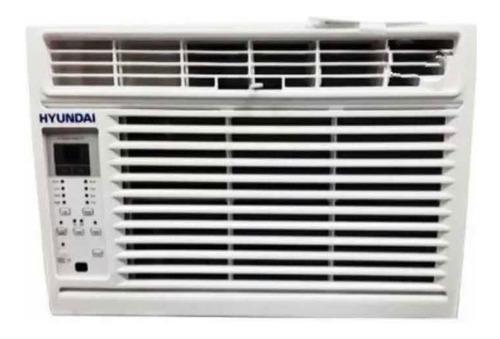 Aire acondicionado hyundai 12000 btu corriente 110 voltios