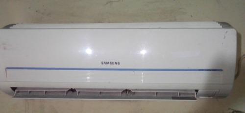 Aire acondicionado split samsung 18000 btu compresor dañado