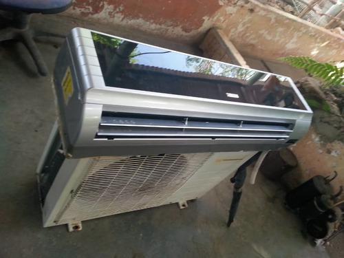 Aire acondicionado tipo split 18000 btu compresor dañado