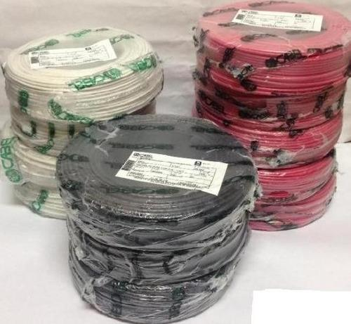 Cables 12 10 8 4 6 2 1/0 2/0 4/0 350 500mcm 3x12 3x8