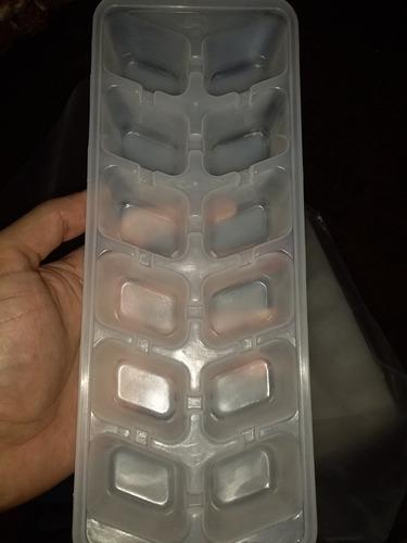 Hielera plastica de 12 cubos nevera congelador x 5 unidades