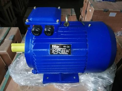 Motor electrico trifasico 10hp 3550rpm tesla electric motor