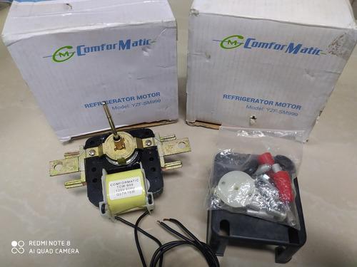 Motor ventilador refrigeración 110vac neveras y