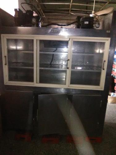 Nevera y congelador 6 puertas
